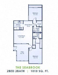 The Seabrook Floor Plan 3