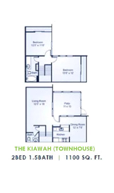 The Kiawah Floor Plan 4