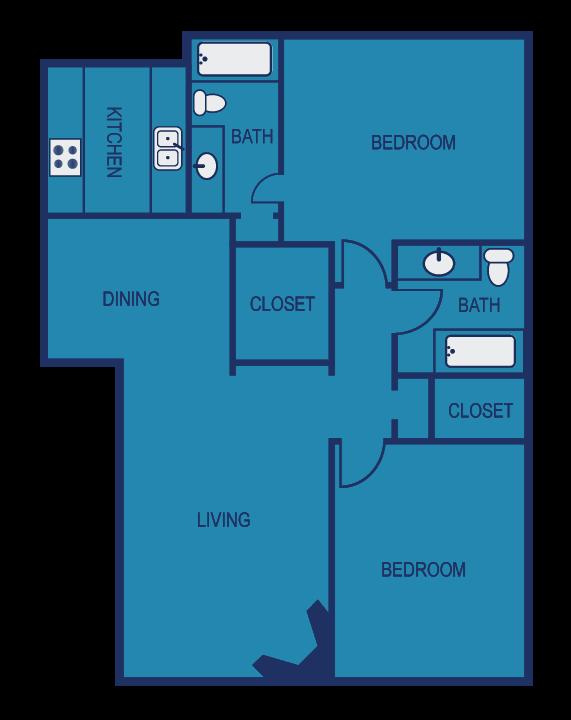 C2 Floor Plan 8
