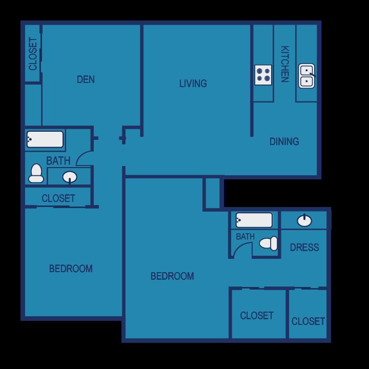 E1U Floor Plan 14