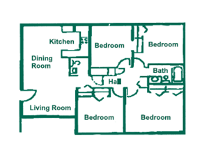 Four Bedroom