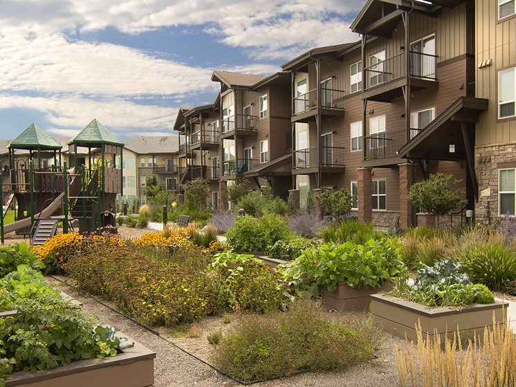 Gardens at The Greens at Van de Water Apartments in Loveland, CO