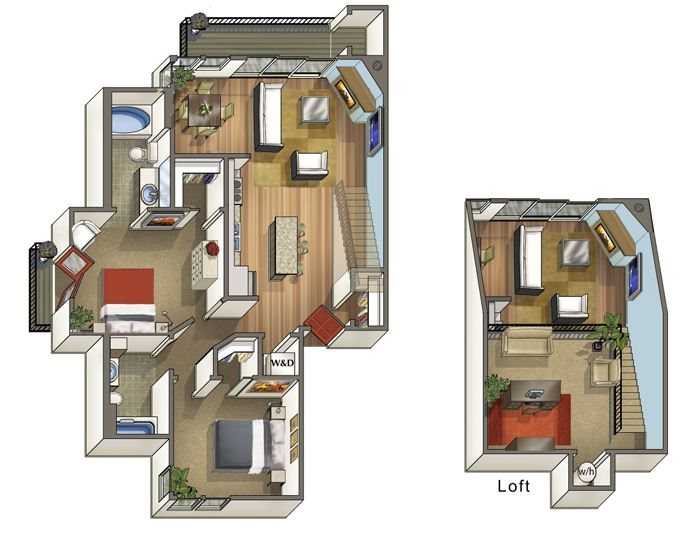 Antero Floor Plan 10