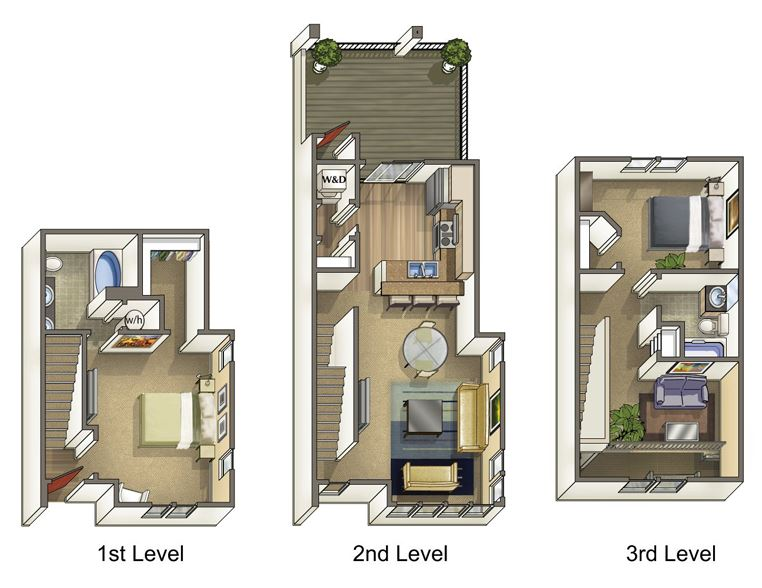 Equalizer Floor Plan 11