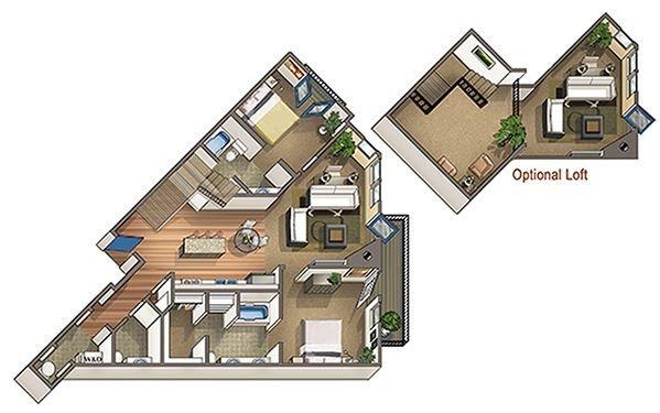 Evans Floor Plan 14