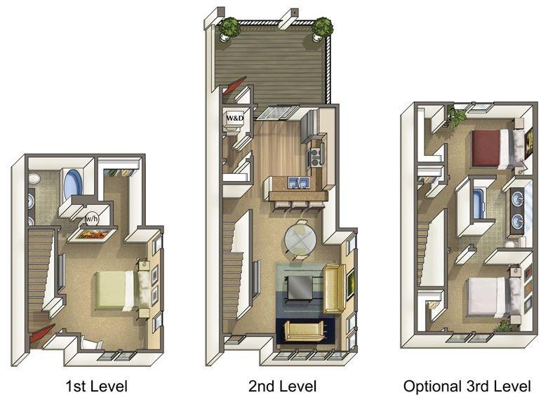 Grand Floor Plan 16