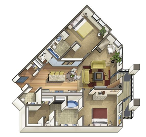 Grays Floor Plan 12