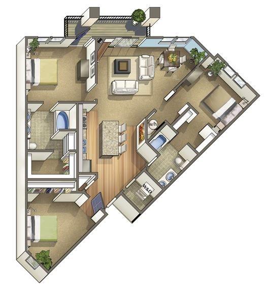 Gunnison Floor Plan 15