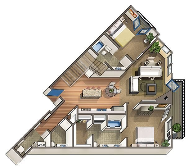 Hahns Floor Plan 13