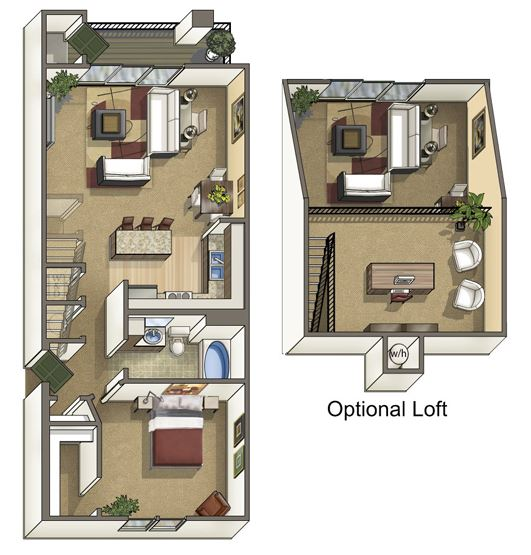 Longs Floor Plan 5