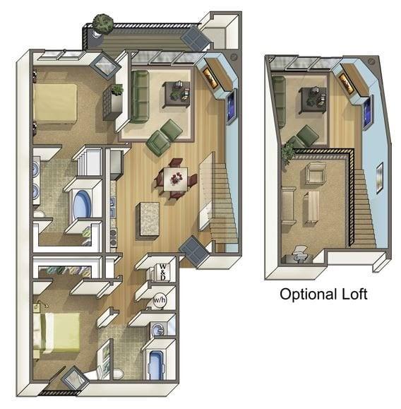 Wilson Floor Plan 9