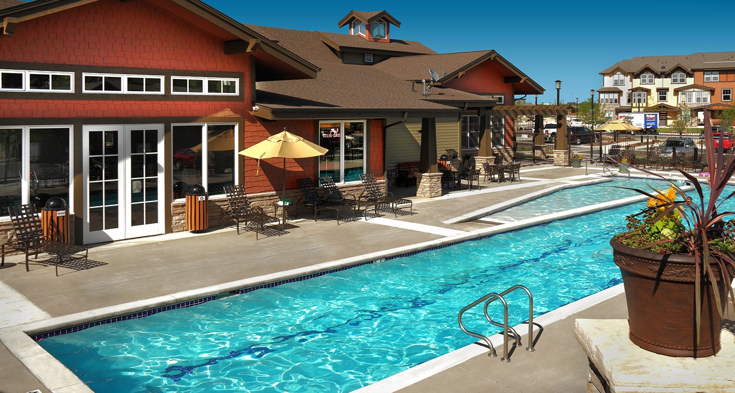 Lake vista apartments in loveland co - Mountain view swimming pool loveland ...