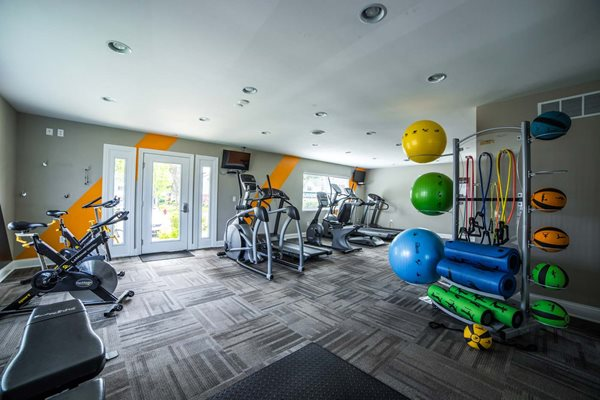 Quail Run Apartments in Zionsville, IN Fitness Center