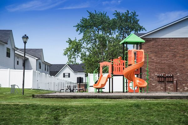 Quail Run Apartments in Zionsville, IN Playground