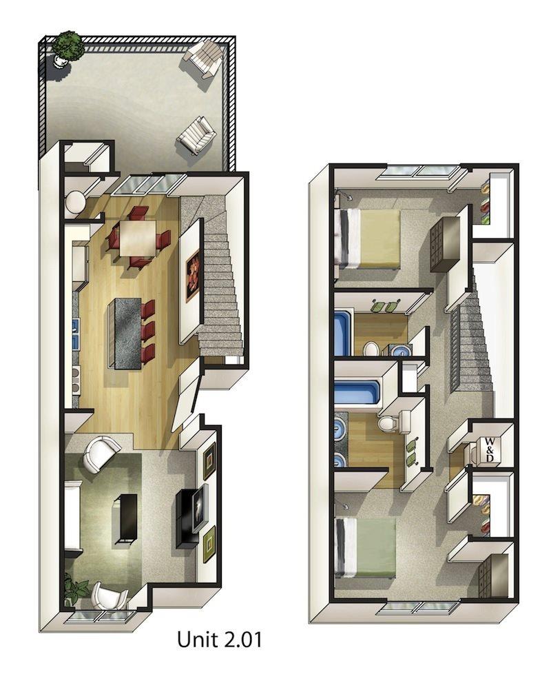 Magnolia Floor Plan 9