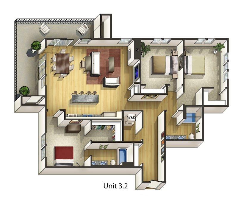 Fir Floor Plan 18
