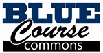 Student Housing Logo in State College, PA | Blue Course Commons | Property Managment, Inc.