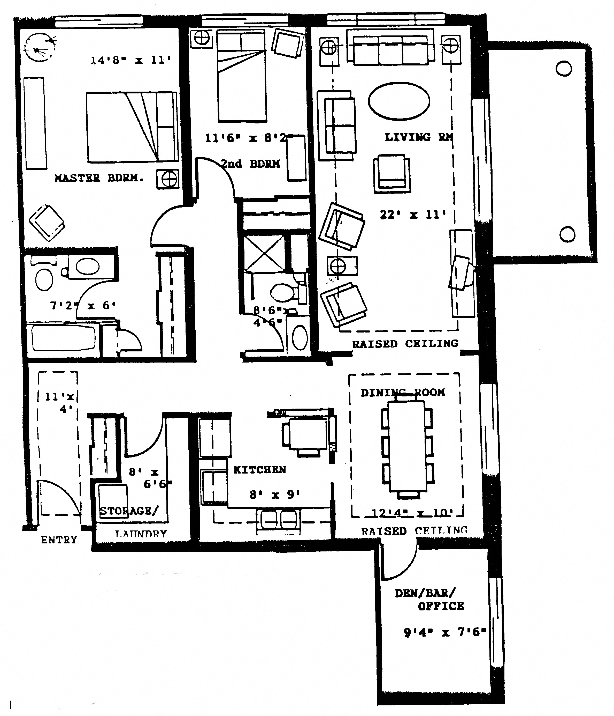 floor plans of river plaza apartments in eau claire wi
