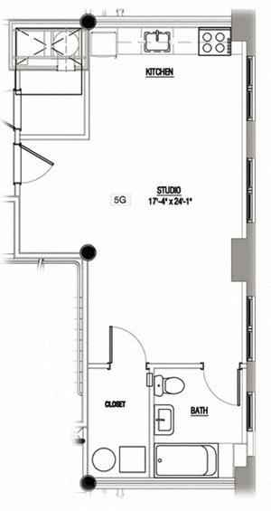 Studio Type 2