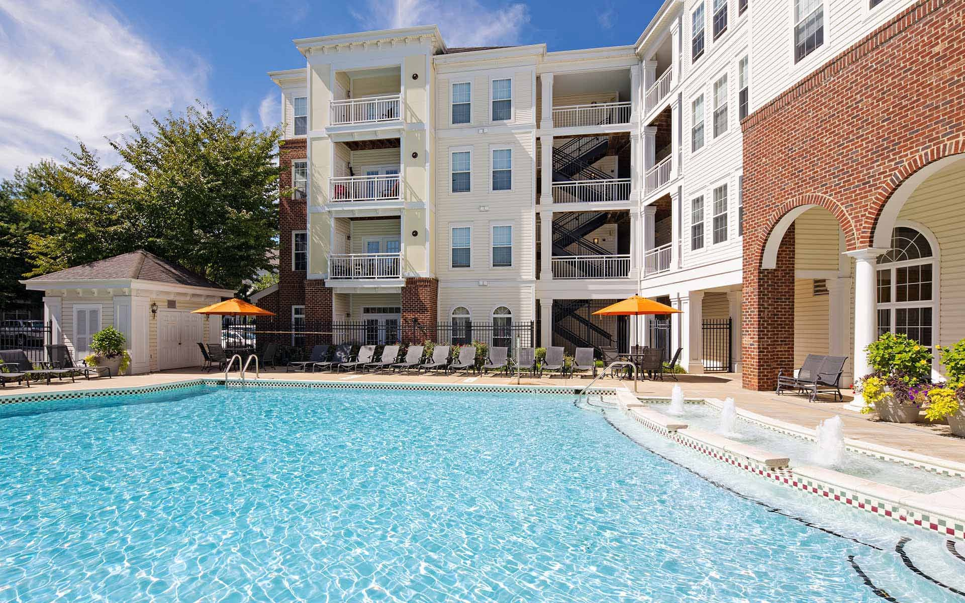 apartments in gaithersburg md
