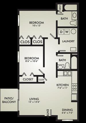 Concord Pointe Floor Plan