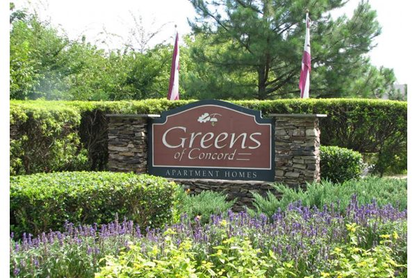 Greens of Concord Landscaping