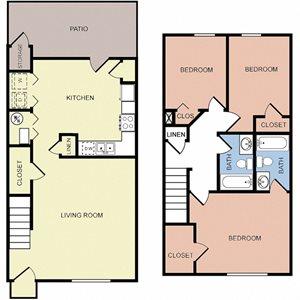 Piedmont Pointe Floor Plan