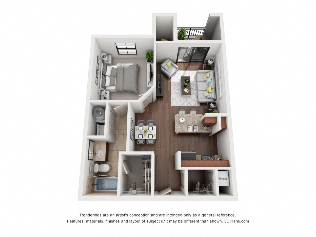 Floor Plans Of Artessa At Quarry Village In San Antonio Tx