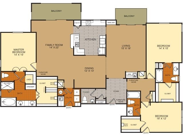 C5 Floor Plan 23