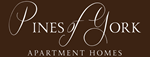 Pines of York Apartment Homes Logo