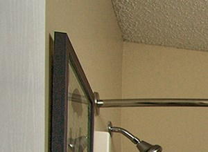 Shower at SouthView Gables Apartments in Inver Grove Heights, MN