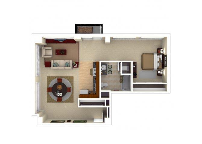 11CH Floor plan.