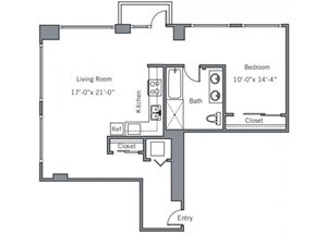 11CJ Floor plan.
