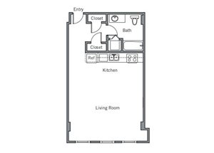 11CLB Floor plan.