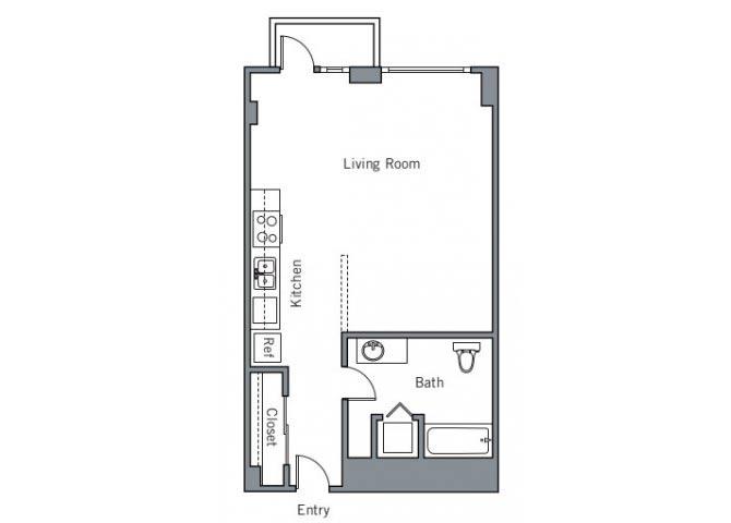 11CLC01 Floor plan.