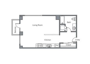 11CLG Floor plan.