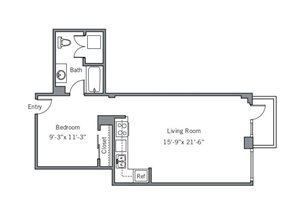 11CLH Floor plan.