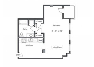 11CLK Floor plan.
