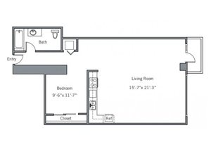 11CLN Floor plan.