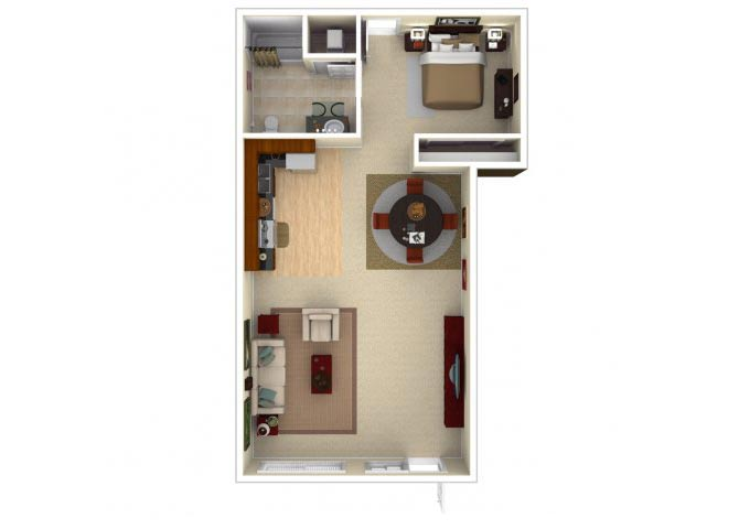 11CLP Floor plan.