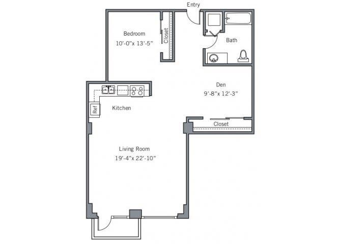 11CLV Floor plan.