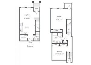 11CTH3 Floor plan.