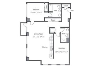 12CB Floor plan.