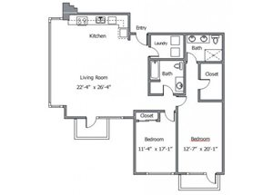 22CI Floor plan.