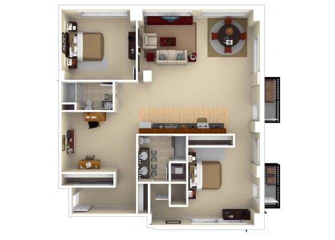 22CLC Floor plan.