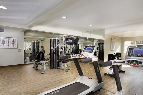 Professional-Grade Fitness Center at The Verandas Apartments, West Covina, CA