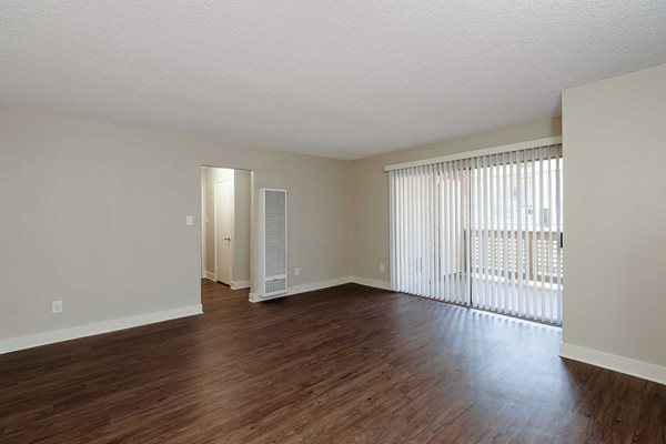 Hardwood Style Floors, at The Verandas Apartment Homes, 200 N. Grand Avenue, West Covina, CA