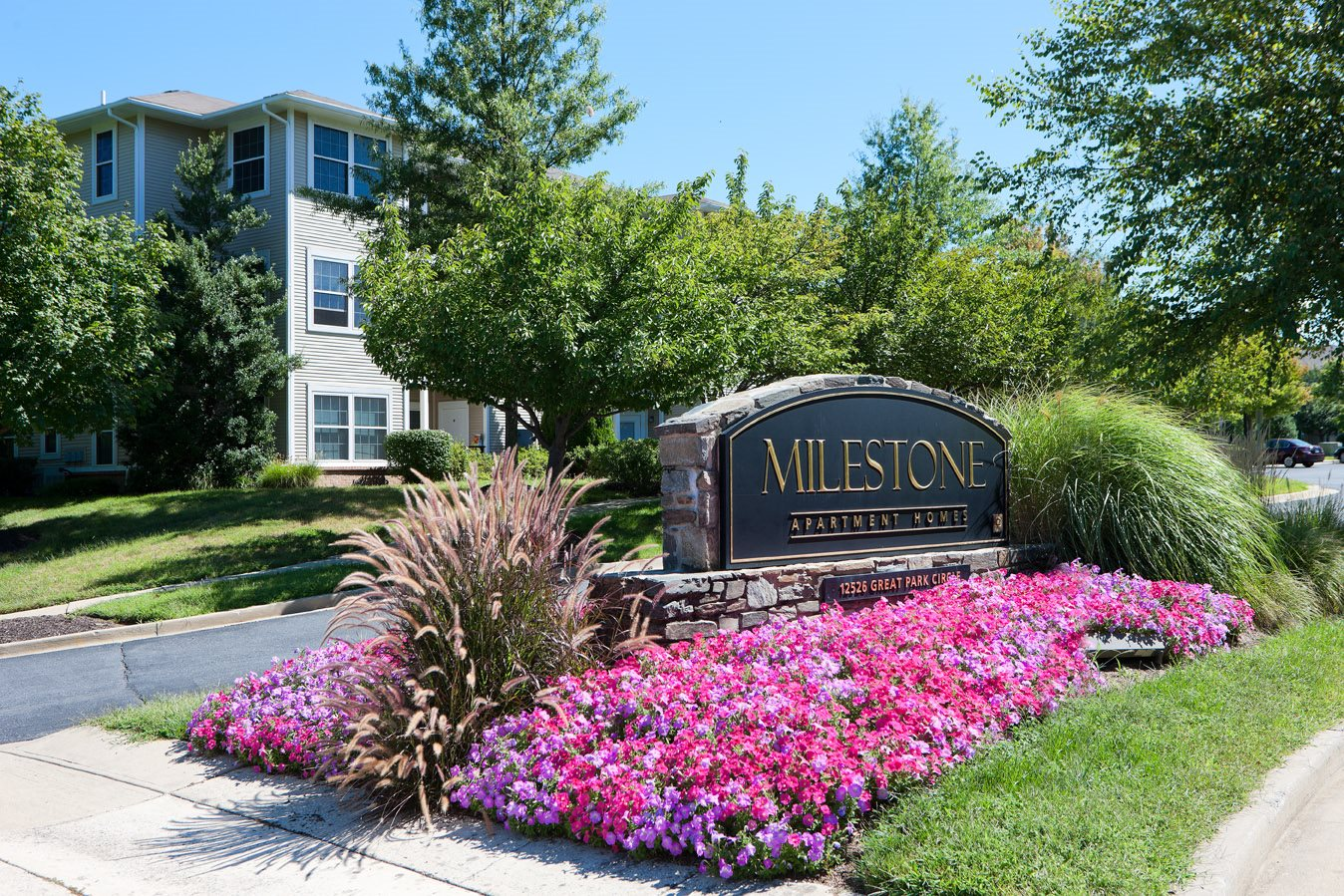 Milestone Apartment Homes background 1
