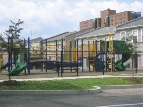 Cambridge Heights Apartments playground