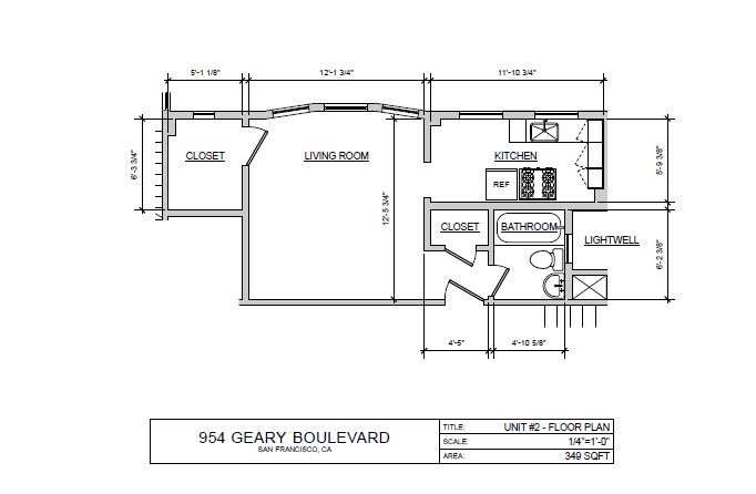 Studio C Floor Plan 3